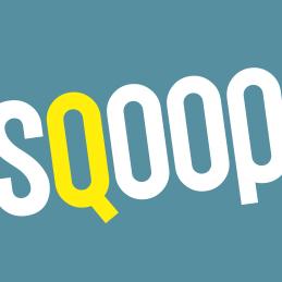 SQOOP | Huisstijl