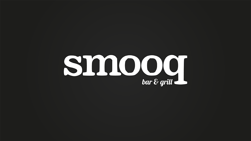 smooq bar & grill | Logo