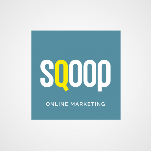 SQOOP Online Marketing | Logo