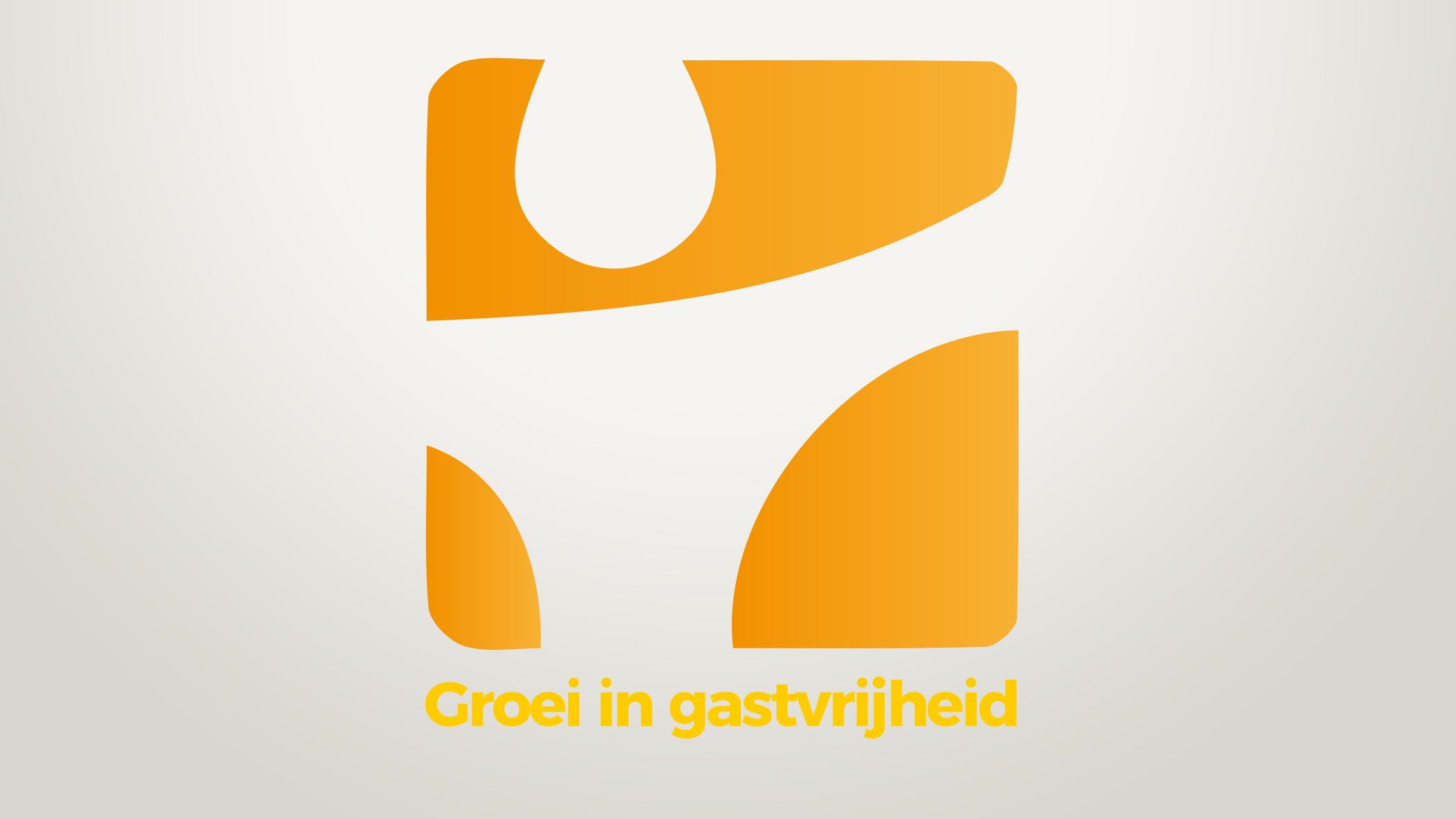 Groei in gastvrijheid logo