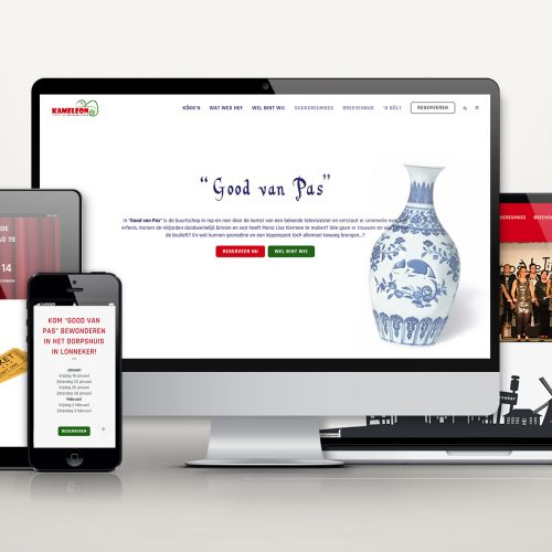 Website Kameleon Lonneker